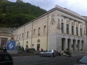 Evening screening at Teatro Da Ponte