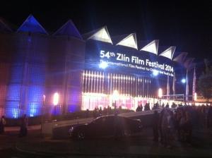 Zlin Congress Center on opening night
